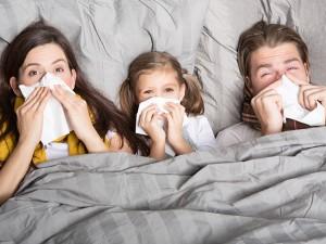 Influenza: Die Grippewelle ist zu Ende